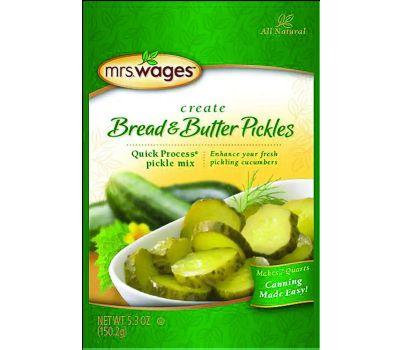 Kent Precision W620-J7425 Pickle Mix Bread & But 5.3 Ounce