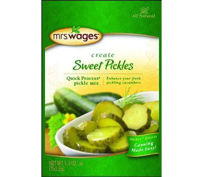 Kent Precision W624-J7425 Pickle Mix Sweet Pickle 5.3 Ounce