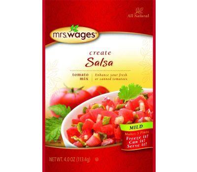 Kent Precision W664-J7425 Salsa Mix Mild Tomato 4 Ounce