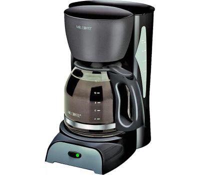 Mr Coffee SK13-RB Coffee Maker, 12 Cups Capacity, 900 W, Black