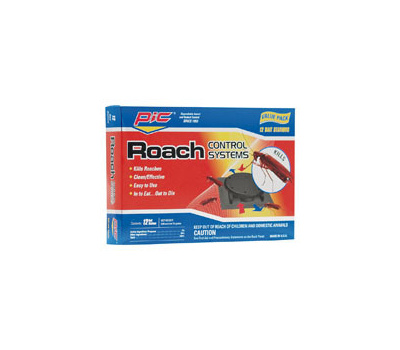 PIC RCS Roach Control System, Solid, Phenolic