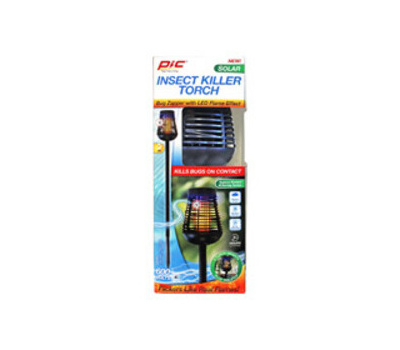 PIC DFST Bug Zapper W/Led Flame Torch