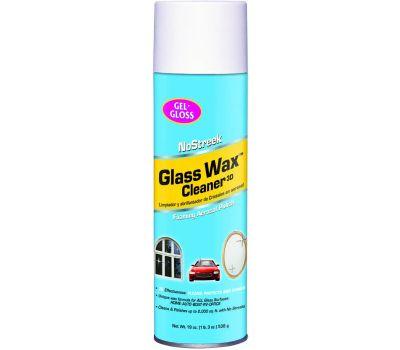 Gel Gloss NS-019 NoStreek 19 Ounce Glass Cleaner