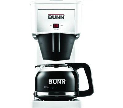 Bunn O Matic GRW 10C White Coffee Brewer