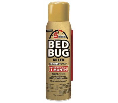 PF Harris GOLDBB-16A Gold Label Bed Bug Killer 16 Ounce Aerosol