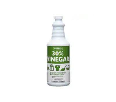 PF Harris VINE30-32 Industrial Strength Cleaning Vinegar, 32 Ounce, Liquid, Vinegar/Pungent, Clear