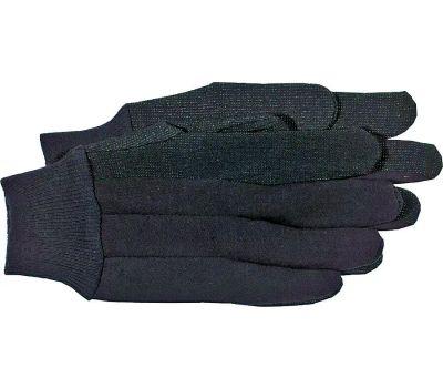 Boss 1850L Foam Lined Jersey Gloves PVC Dots