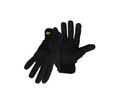 Cat Gloves CAT012260L 012260l Touch Screen Utility Gloves, L, Open, Shirred Elastic Back Cuff, Spandex, Black