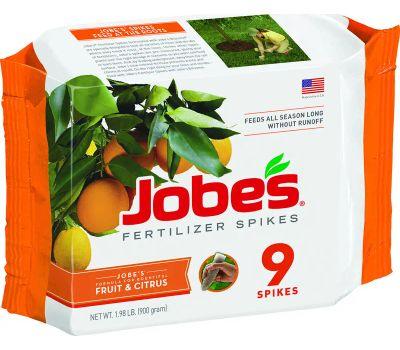 Easy Gardener 01312 Jobes Fertilizer Spike Fruit/Citrus
