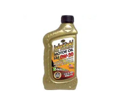 Warren 401400 Lubrigold Dexos1 Motor Oil, 0w-20, 32 Ounce