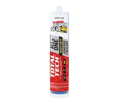Super Glue Pacer Tech 11711002 9.8 Ounce Clr Cart Sealant