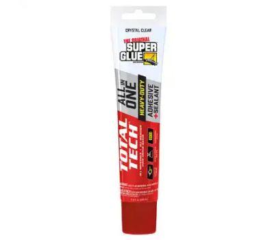 Super Glue Pacer Tech 11711004 4.2 Ounce Clr Tube Sealant