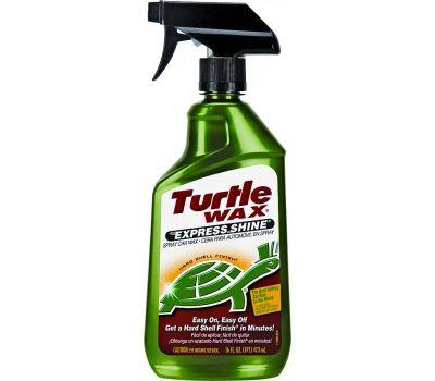 Turtle Wax T136R Express Shine Car Wax 16 Ounce