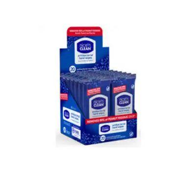 Nicepak Q8105R6TR Wipes Antibacterial Ultra Soft