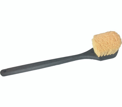 Birdwell Cleaning 467-24 Tampico Scrub Brush With 20 Inch Handle