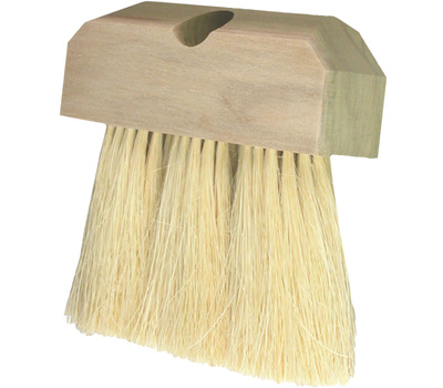 Birdwell Cleaning 800-12 Tampico Roof Brush 3 Knot