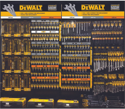 DeWalt DWMT74219 Ratchet Accy Set 3/4in Drive