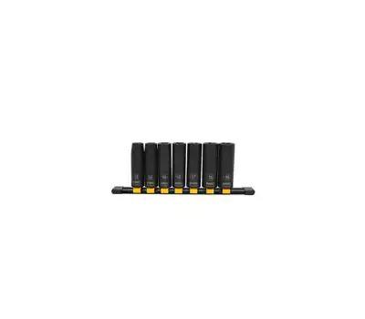 DeWalt DWMT74449OSP Socket Set, Specifications: 1/2 in Drive Size