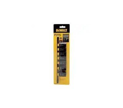 DeWalt DWMT74453OSP Socket Set, Specifications: 1/2 in Drive Size