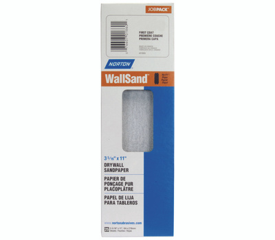 Norton 03253 Wallsand Drywall Sanding Sheet