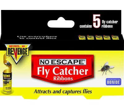 Bonide 46120 Revenge Fly Catcher 5 Pack