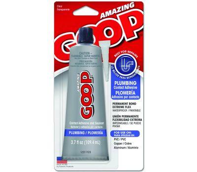Eclectic 150011 Amazing Goop Adhesive Plmbr Repr/Slnt 3.7 Ounce