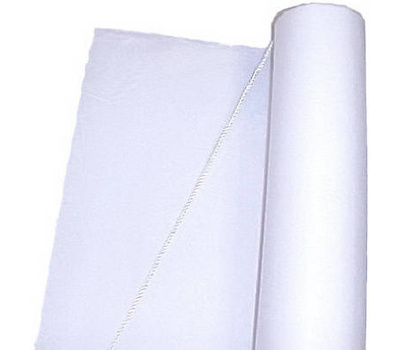 Tablemate FL50WH 50 Foot White Aisle Runner
