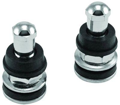 Victor 04100-8 Tire Valve Metal 1-1/4in