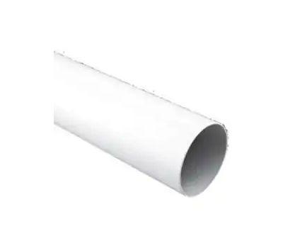 Knape & Vogt 0018-4WT3 John Sterling Heavy Duty Steel Closet Pole 48 By 1-1/4 Inch White Epoxy