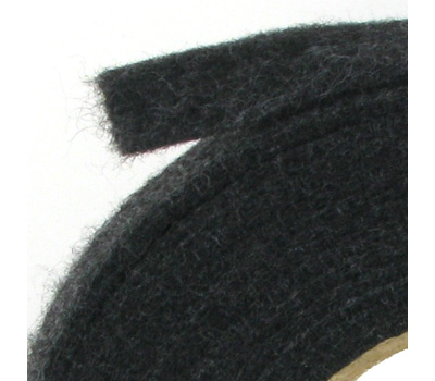 Thermwell S258/17H Frost King 17 Foot Multipurpose Felt Weatherstrip