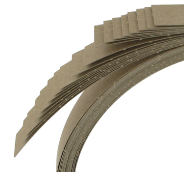 Thermwell WM100 Frost King 18 Pieces 3/4 Inch By 36 Inch Fiber Framing Strips