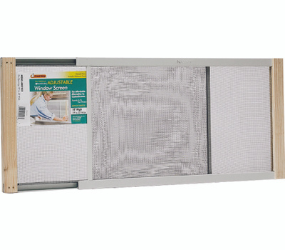 Thermwell AWS1533 Frost King 15 By 20 To 33 Inch Adjustable Extension Window Screen