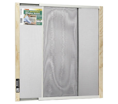 Thermwell AWS2433 Frost King 24 By 19 To 33 Inch Adjustable Extension Window Screen