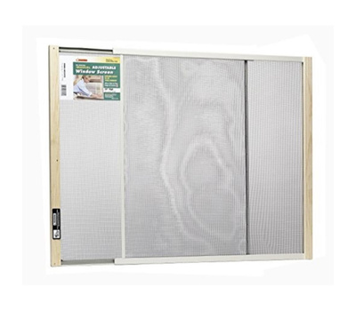 Thermwell AWS2445 Frost King 24 By 25 To 45 Inch Adjustable Extension Window Screen
