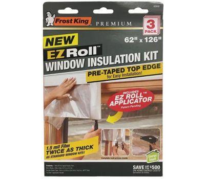Thermwell EZ833 Film Shrink Window Kit Hd 3pk
