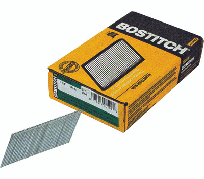 Stanley Bostitch FN1528 Angled Finish Nails 1-3/4 Inch 15-Gauge FN Style 25 Degrees 3655 Pack