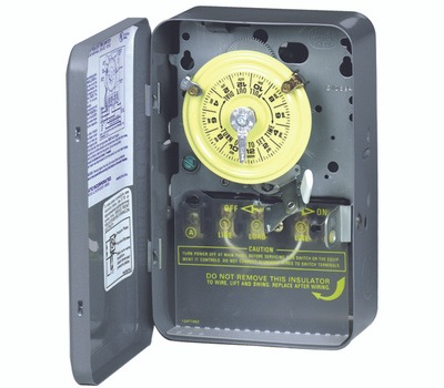Intermatic WH40 Water Heater Timer 40a-250v
