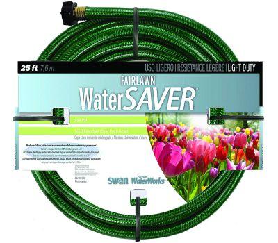 Colorite Swan SNFA12025 Swan 1/2 Inch By 25 Foot Water Saver Hose