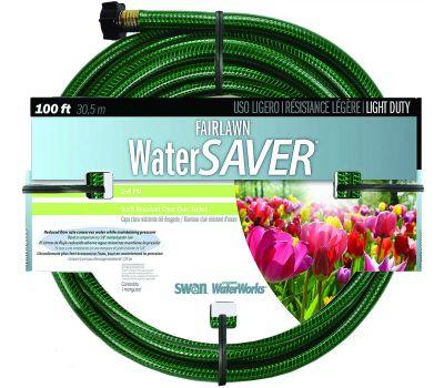 Colorite Swan SNFA12100 Swan 1/2 Inch By 100 Foot Water Saver Hose