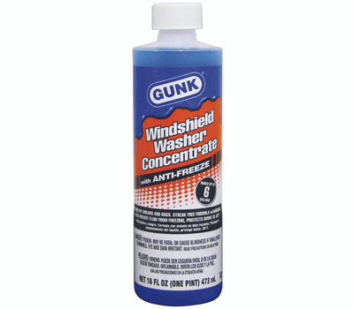 Blumenthal Brands  M516 Gunk Windshield Wash Conc Anti 16 Ounce