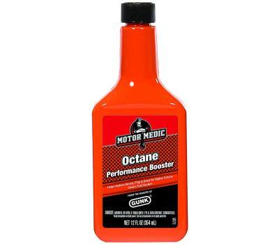 Blumenthal Brands  M5112 Gunk Octane Performance Booster Red, 12 Ounce Bottle