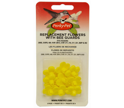 Perky Pet 202FB Yellow Feeder Flower