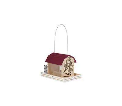 Woodstream 50181 Perky Pet Feeder Star Barn Wild Bird