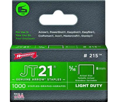 Arrow Fastener 215 5/16 Inch Staples