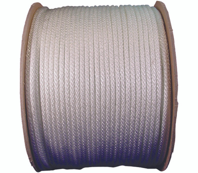 Lehigh Group 10172 Wellington 12 By 500 Foot Solid Braided Nylon Rope