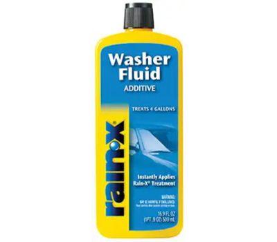 Rain X RX11806D Washer Fluid Additive 16.9 Ounce