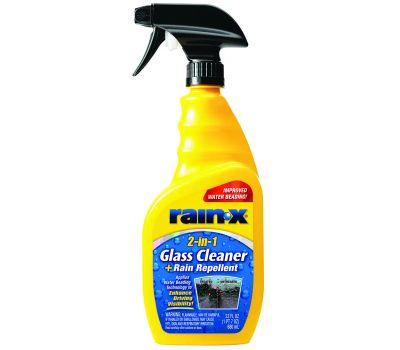 Rain X 5071268 23 Ounce 2 In 1 Glass Clean
