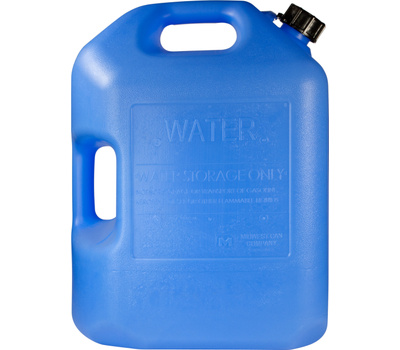 Midwest Can 6700 6 Gallon Self Venting Water Can