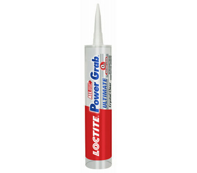 Loctite 2442595 Construction Adhesive, Clear, 9 Ounce