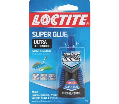 Loctite 1363589 Super Glue Ultra Gel Control 4 Gram